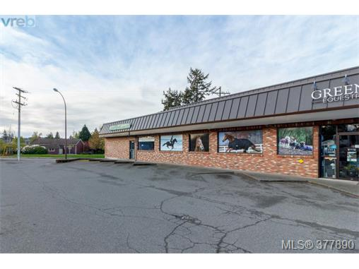 Main Photo: 7154 West Saanich Road in BRENTWOOD BAY: CS Brentwood Bay Business for sale (Central Saanich)  : MLS(r) # 377890