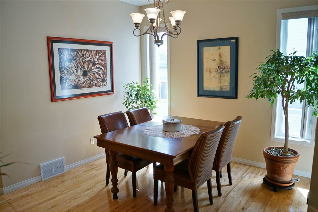 11) Formal dining room/ flex area open to living room