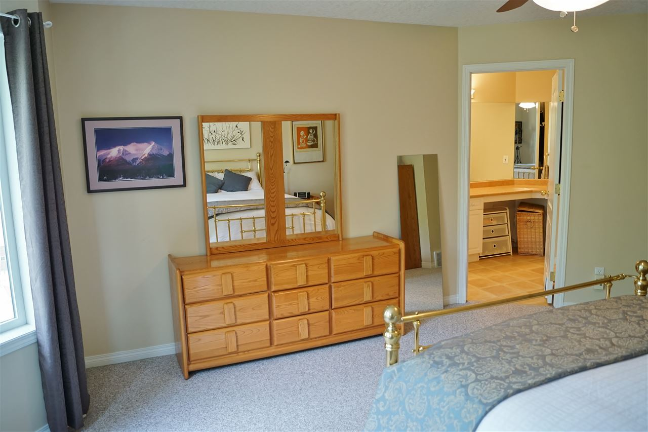 19) Master suite has full en-suite & walk-in closet as well as additional room for storage