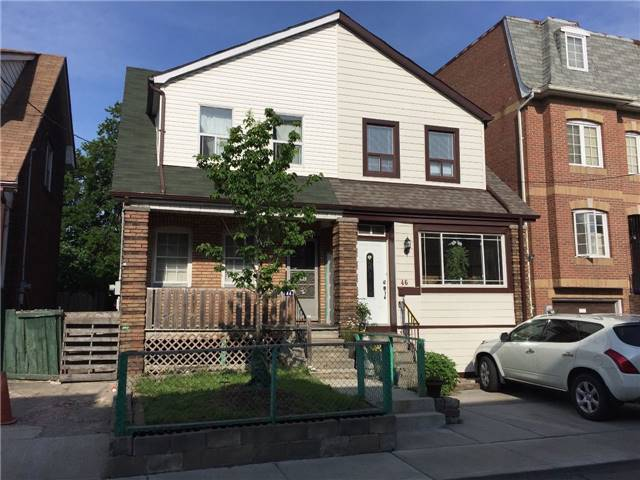 Main Photo: 44 Arnold Avenue in Toronto: Regent Park House (2-Storey) for sale (Toronto C08)  : MLS® # C3837844