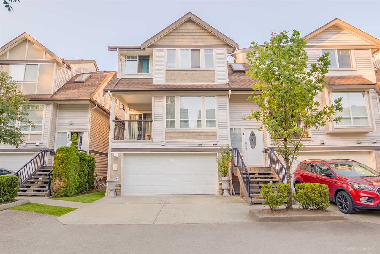 "Main Photo: 14 23233 KANAKA Way in Maple Ridge: Cottonwood MR Townhouse for sale in ""Riverwoods"" : MLS® # R2179753"