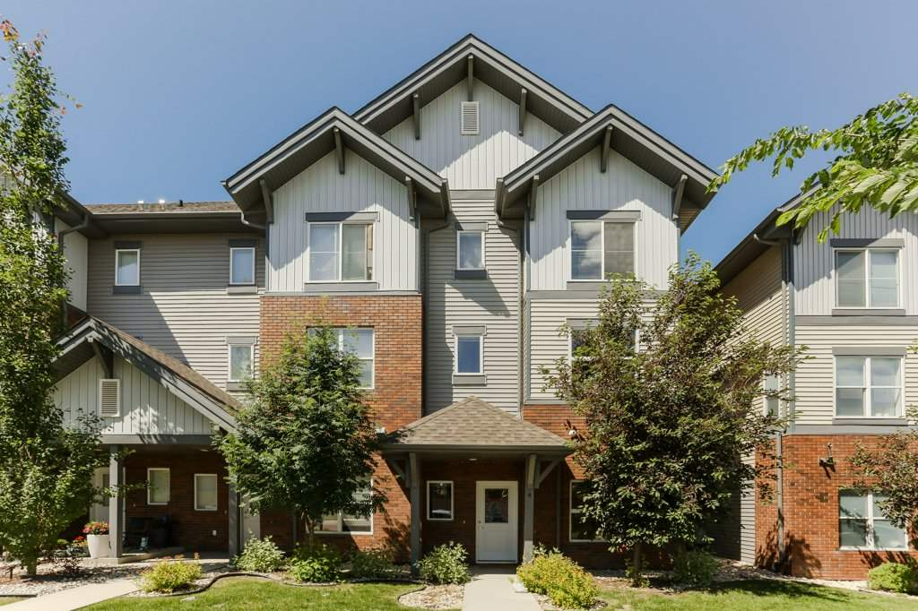 Main Photo: 8 655 watt Boulevard SW in Edmonton: Zone 53 Townhouse for sale : MLS(r) # E4070504