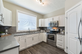 Main Photo: 6148 ROSENTHAL Way in Edmonton: Zone 58 Attached Home for sale : MLS® # E4072903