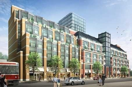 Main Photo: 616N 1169 Queen Street in Toronto: Little Portugal Condo for lease (Toronto C01)  : MLS(r) # C3874562