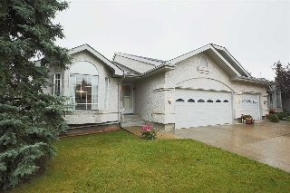 Main Photo: 45 303 TWIN BROOKS Drive in Edmonton: Zone 16 House Half Duplex for sale : MLS® # E4082957