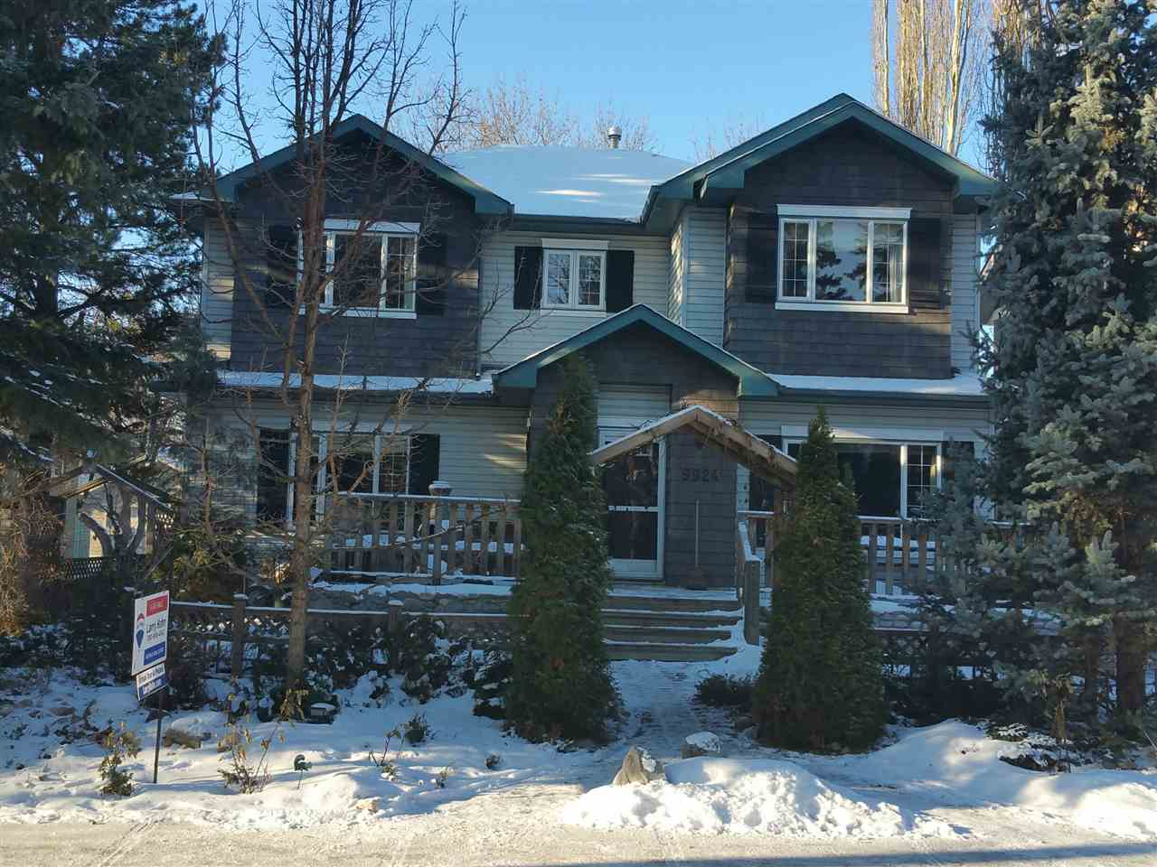 Main Photo: 9924 146 Street in Edmonton: Zone 10 House for sale : MLS® # E4083010