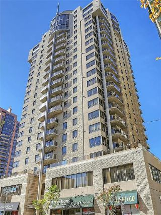 Main Photo: 1705 683 10 Street SW in Calgary: Downtown West End Condo for sale : MLS® # C4141732