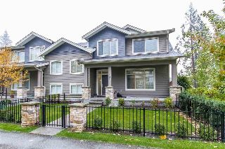 "Main Photo: 101 3450 DAVID Avenue in Coquitlam: Burke Mountain Townhouse for sale in ""SECRET RIDGE II"" : MLS® # R2214975"