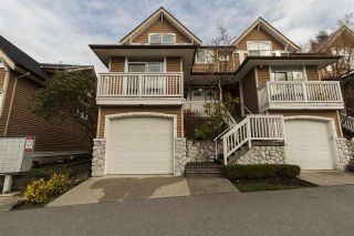 Main Photo: 12 1506 EAGLE MOUNTAIN Drive in Coquitlam: Westwood Plateau Townhouse for sale : MLS® # R2219921