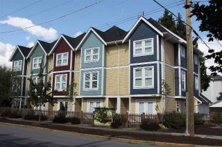 Main Photo: 3-5488 201A St in Langley: Langley City Townhouse for rent