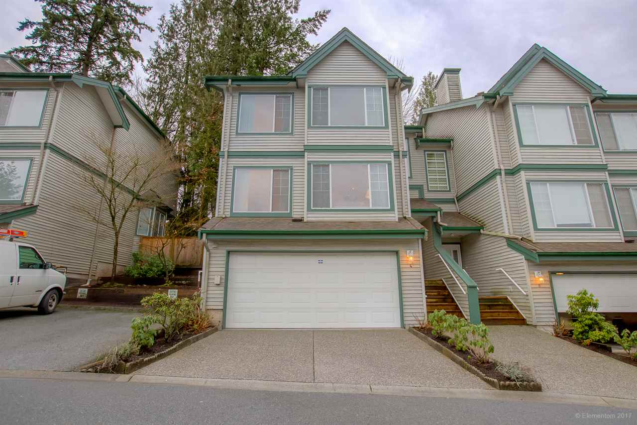 "Main Photo: 4 7465 MULBERRY Place in Burnaby: The Crest Townhouse for sale in ""SUNRIDGE"" (Burnaby East)  : MLS® # R2233606"