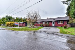 "Main Photo: 24343 65 Avenue in Langley: Salmon River House for sale in ""Williams Park"" : MLS® # R2235385"