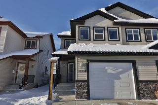 Main Photo: 15134 33 Street NW in Edmonton: Zone 35 House Half Duplex for sale : MLS® # E4094791