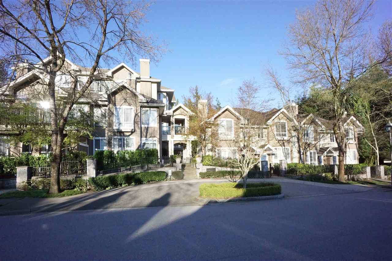 "Main Photo: 105 5605 HAMPTON Place in Vancouver: University VW Condo for sale in ""THE PEMBERLEY"" (Vancouver West)  : MLS®# R2236337"