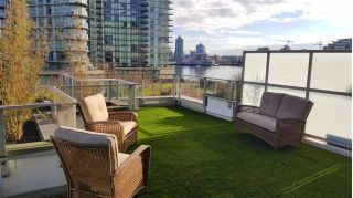 Main Photo: 505 980 COOPERAGE Way in Vancouver: Yaletown Condo for sale (Vancouver West)  : MLS® # R2238176