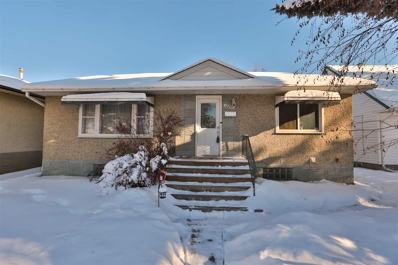 Main Photo: 12257 134 Street NW in Edmonton: Zone 04 House for sale : MLS® # E4096258