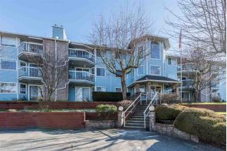 "Main Photo: 202 11510 225 Street in Maple Ridge: East Central Condo for sale in ""RIVERSIDE"" : MLS® # R2241456"