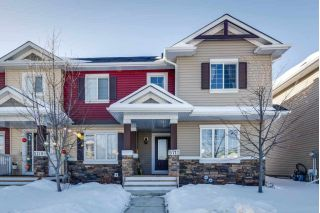 Main Photo: 5712 RUE EAGLEMONT: Beaumont Attached Home for sale : MLS® # E4097638