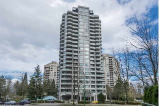 "Main Photo: 1600 4825 HAZEL Street in Burnaby: Forest Glen BS Condo for sale in ""THE EVERGREEN"" (Burnaby South)  : MLS®# R2244935"