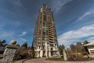 "Main Photo: 805 6837 STATION HILL Drive in Burnaby: South Slope Condo for sale in ""Claridges"" (Burnaby South)  : MLS® # R2246104"