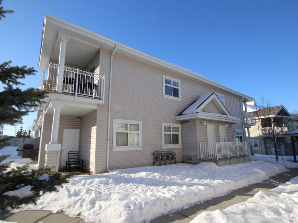 Main Photo: 38 3040 Spence Wynd in Edmonton: Zone 53 Carriage for sale : MLS®# E4100128