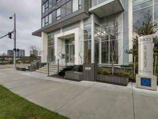 Main Photo: 706 8833 HAZELBRIDGE Way in Richmond: West Cambie Condo for sale : MLS®# R2266719
