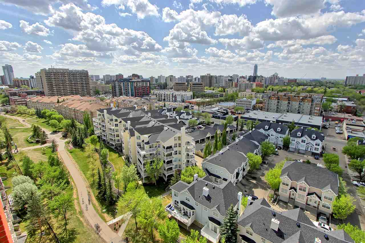 Main Photo: 1606 10909 103 Avenue in Edmonton: Zone 12 Condo for sale : MLS®# E4112882