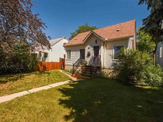 Main Photo: 11523 102 Street in Edmonton: Zone 08 House for sale : MLS®# E4117000