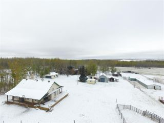 Main Photo: 452025 Rge Rd 20: Rural Wetaskiwin County House for sale : MLS®# E4132284