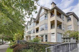 "Main Photo: 304 2355 W BROADWAY in Vancouver: Kitsilano Condo for sale in ""Connaught Park Place"" (Vancouver West)  : MLS®# R2314512"