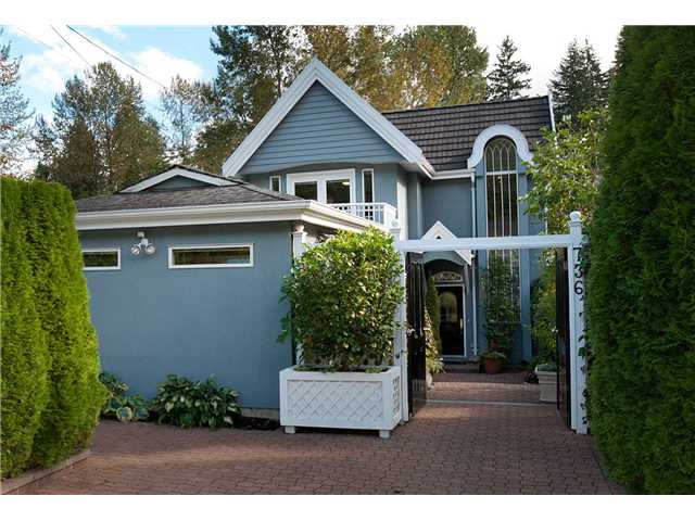 Main Photo: 736 SEYMOUR Boulevard in North Vancouver: Seymour House for sale : MLS® # V914166