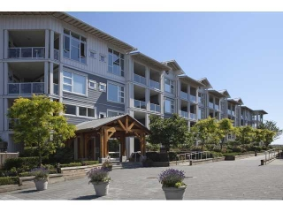 "Main Photo: # 203 4600 WESTWATER DR in Richmond: Steveston South Condo for sale in ""COPPERSKY"" : MLS® # V925874"