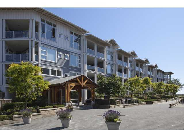 "Main Photo: # 203 4600 WESTWATER DR in Richmond: Steveston South Condo for sale in ""COPPERSKY"" : MLS®# V925874"