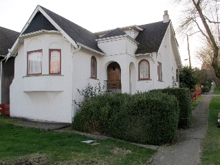 Main Photo: 2707 Alma Street in Vancouver: Point Grey House for sale (Vancouver West)