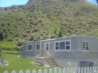 Main Photo: E23 7155 DALLAS DRIVE in : Dallas Mobile for sale (Kamloops)  : MLS® # 120406