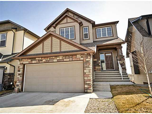 Main Photo: 126 MORNINGSIDE Circle SW: Airdrie Residential Detached Single Family for sale : MLS® # C3613730