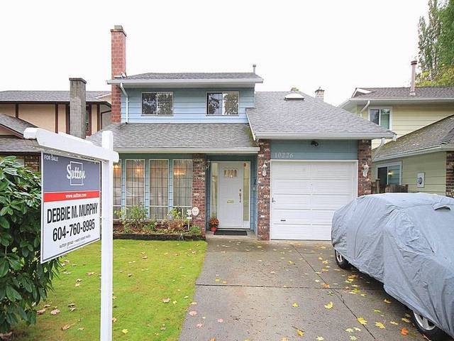 Main Photo: 10226 SANDIFORD Drive in Richmond: Steveston North House for sale : MLS®# V1091351