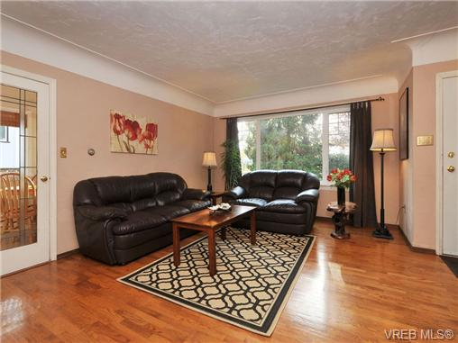 Photo 2: 1248 Reynolds Road in VICTORIA: SE Maplewood Single Family Detached for sale (Saanich East)  : MLS(r) # 344292