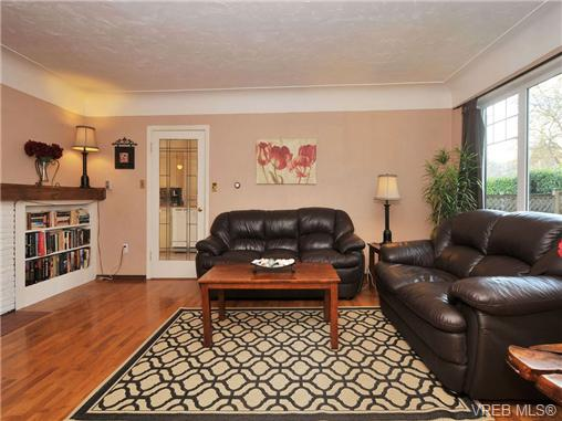 Photo 3: 1248 Reynolds Road in VICTORIA: SE Maplewood Single Family Detached for sale (Saanich East)  : MLS(r) # 344292