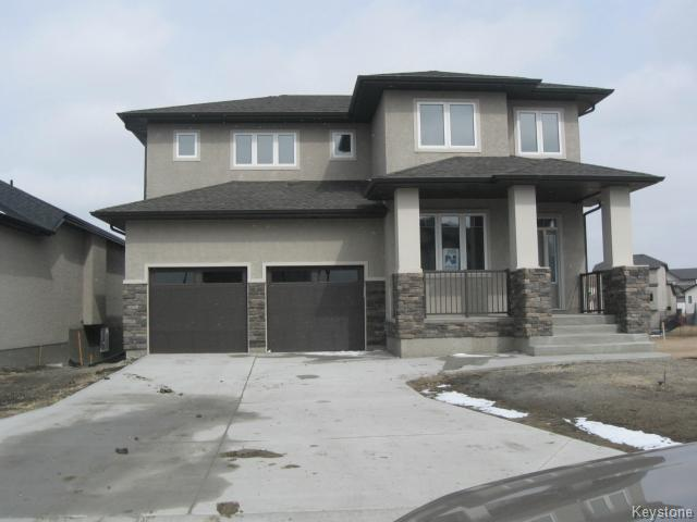 Main Photo: 205 Shady Shores Drive in WINNIPEG: Transcona Residential for sale (North East Winnipeg)  : MLS® # 1507701