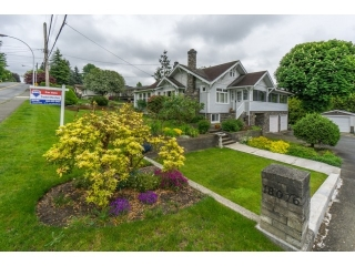 "Main Photo: 18076 58TH Avenue in Surrey: Cloverdale BC House for sale in ""CLOVERDALE"" (Cloverdale)  : MLS® # F1440680"