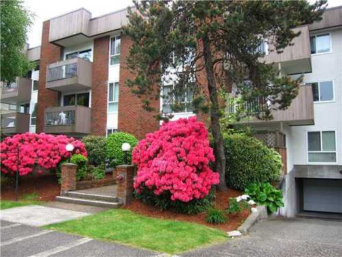 Main Photo: 204 1640 11TH Ave W in Vancouver West: Fairview VW Home for sale ()  : MLS(r) # V951708