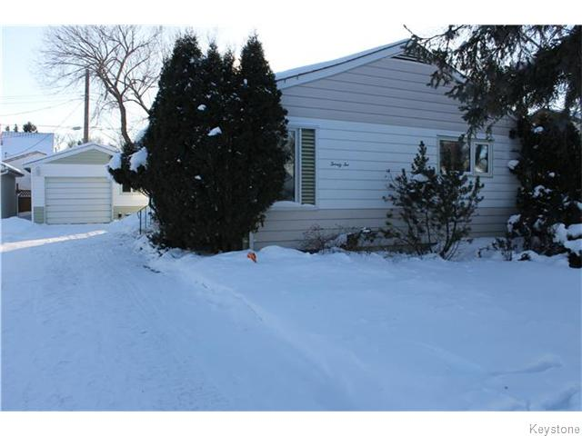 FEATURED LISTING: 22 Carnarvan Road WINNIPEG