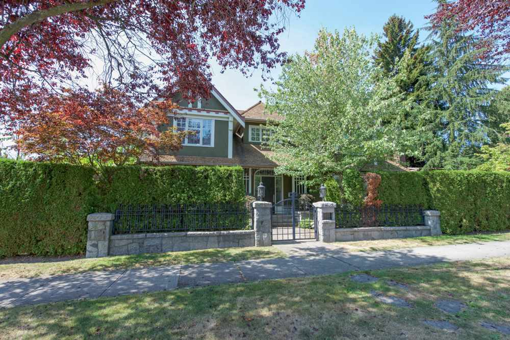 Main Photo: 4123 PINE Crescent in Vancouver: Shaughnessy House for sale (Vancouver West)  : MLS(r) # R2031389