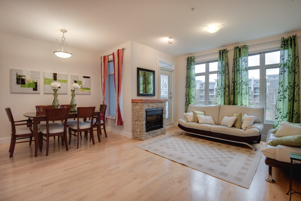 "Photo 4: 223 4280 MONCTON Street in Richmond: Steveston South Condo for sale in ""The Village"