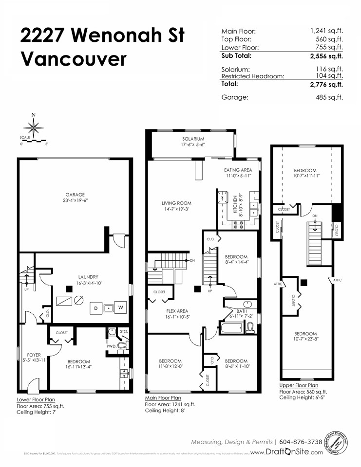 Photo 20: 2227 WENONAH Street in Vancouver: Victoria VE House for sale (Vancouver East)  : MLS(r) # R2067026