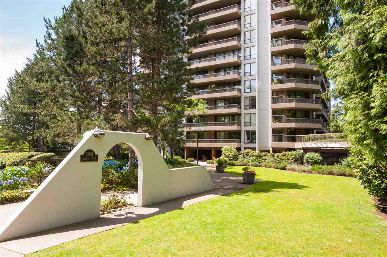 "Main Photo: 204 2041 BELLWOOD Avenue in Burnaby: Brentwood Park Condo for sale in ""ANOLA PLACE"" (Burnaby North)  : MLS® # R2079946"