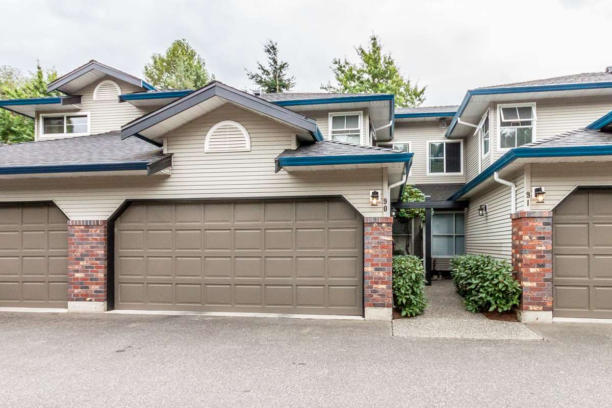 "Main Photo: 90 36060 OLD YALE Road in Abbotsford: Abbotsford East Townhouse for sale in ""Mountain Village"" : MLS® # R2108557"