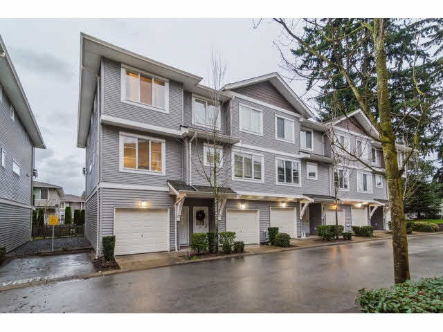 Main Photo: 84 15155 62A AVENUE in : Sullivan Station Townhouse for sale : MLS® # F1427665