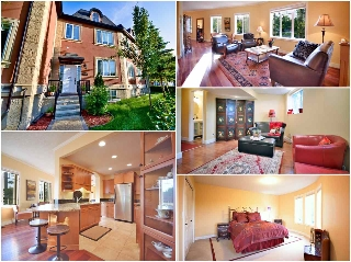 Main Photo: 14323 STONY PLAIN Road in Edmonton: Zone 21 Townhouse for sale : MLS(r) # E4052530